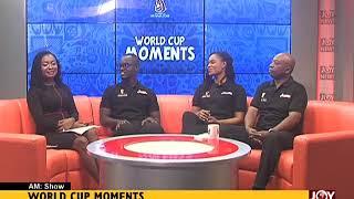 World Cup Moments - AM Sports on JoyNews (6-7-18) thumbnail