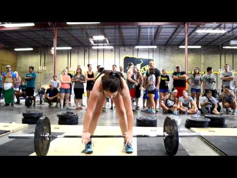Maxout Crossfit Wolfpack Competition 2013- Odessa Texas