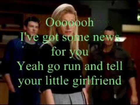 Forget You Glee Lyrics