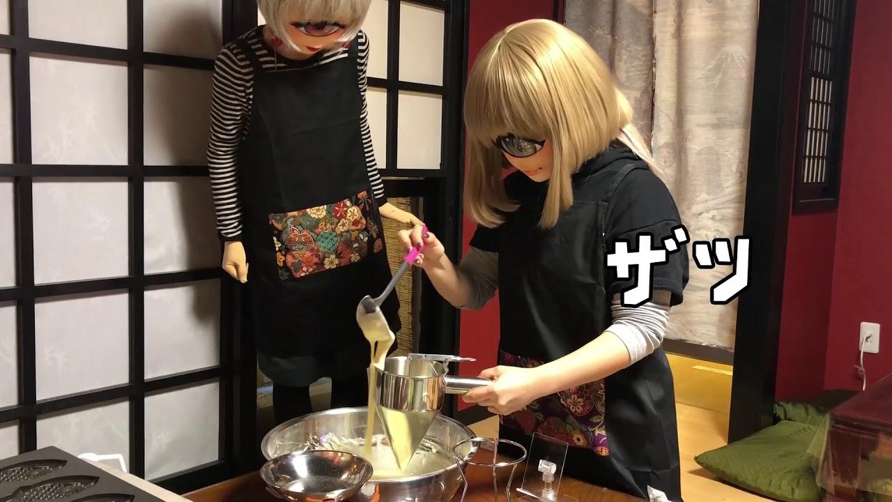 【調理】たい焼きを作ってみた【実習】