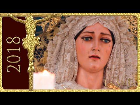 ✝️ Virgen de Consolación de la Sed 2018, Cuesta del Bacalao - Semana Santa de Sevilla