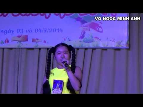 Giải nhất thi kể chuyện theo sách 2014 - Vo Ngoc Minh Anh