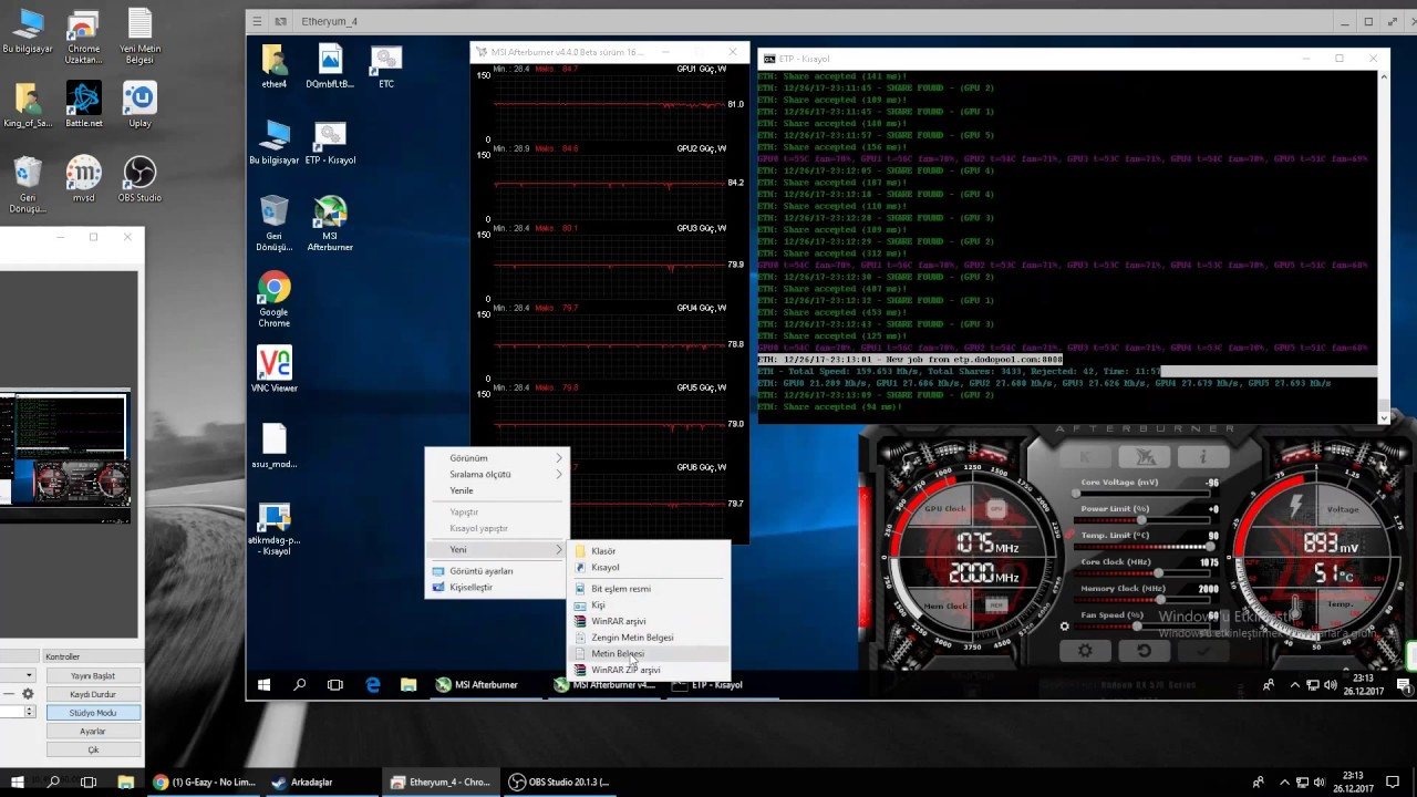 ASUS EXPEDITION RX 570 Mining Hynix Ethereum Bios Mod @27-28 MH/s Low Power