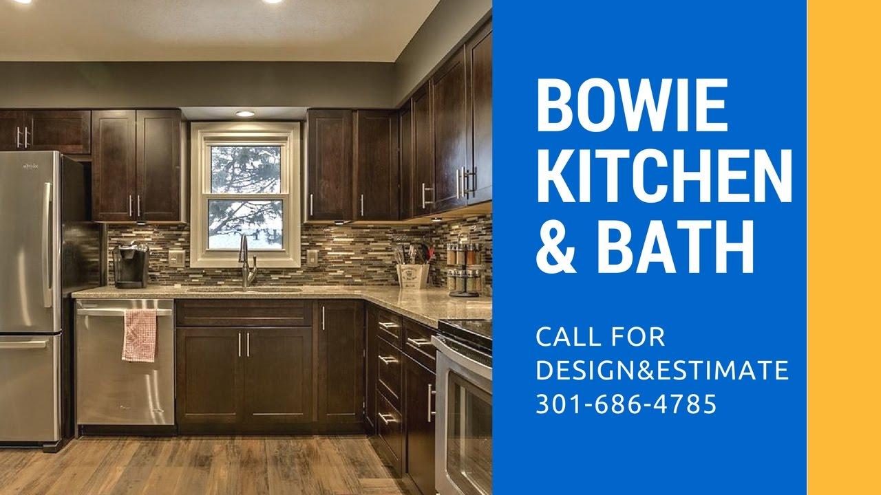 Kitchen Bath Bowie Kitchen And Bath Youtube