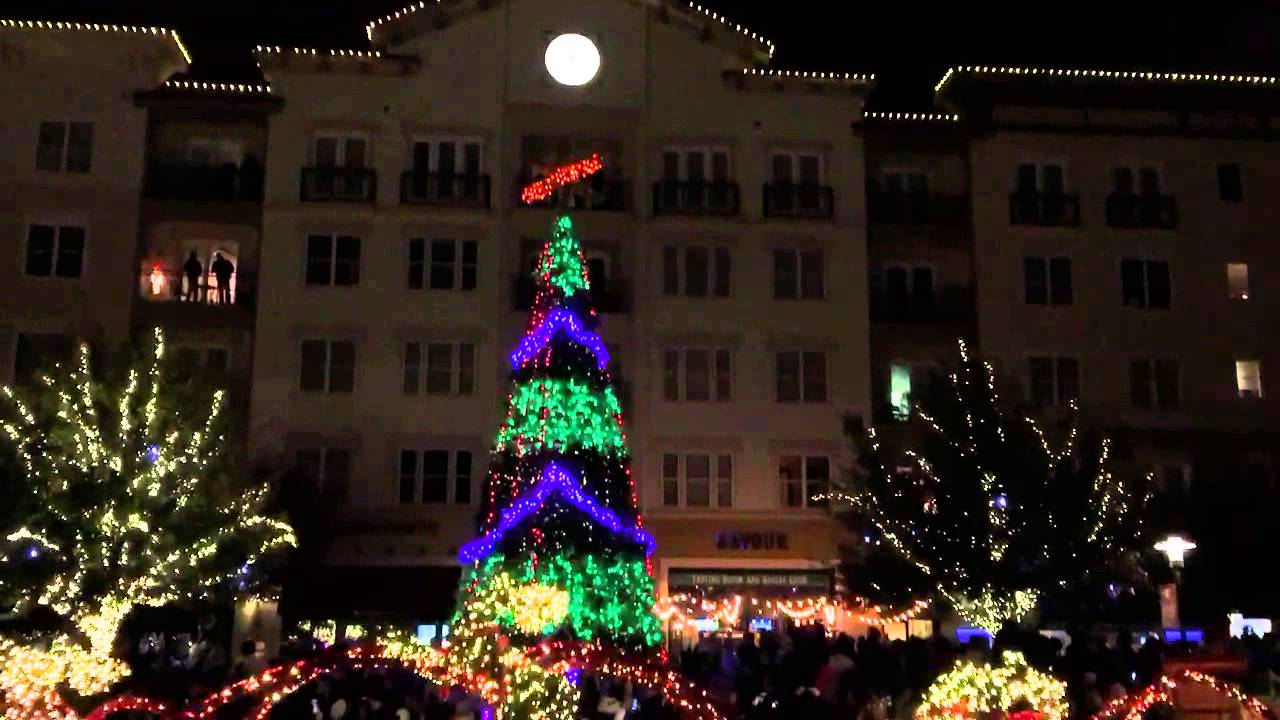 The Woodlands Christmas Lights