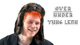 Yung Lean Rates IKEA, Skinny Dipping, and Elon Musk   Over/Under