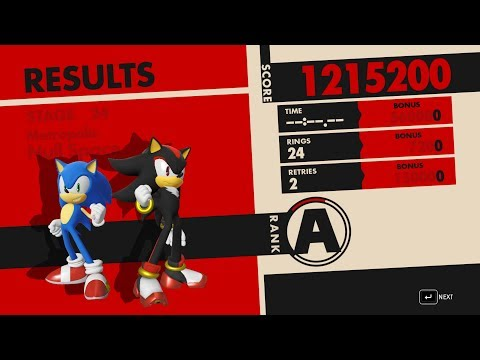 Sonic Forces: Real Shadow Costume Partner [Releases]