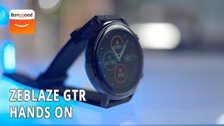 Zeblaze GTR New Smartwatch