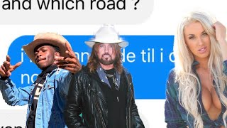 Lil Nas X, Billy Ray Cyrus - Old Town Road Lyric Prank on Country  Girl (She Got Mad)