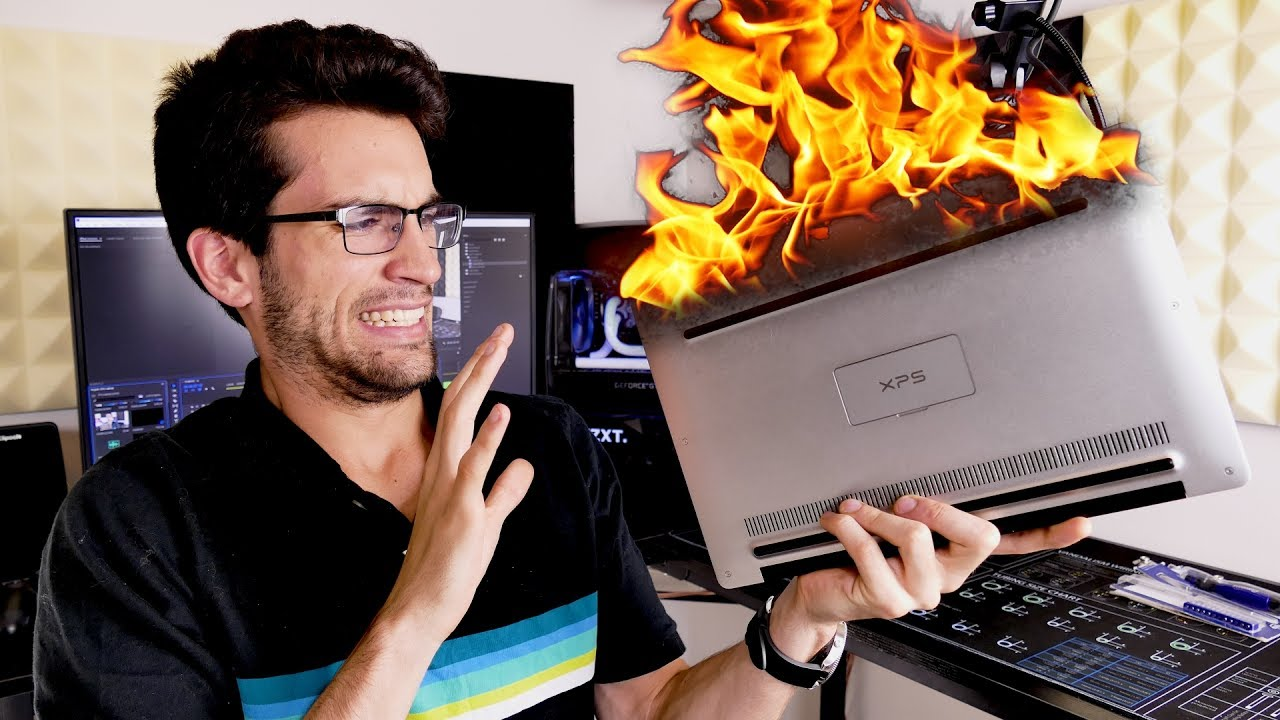 Laptop Running Hot? Try This!