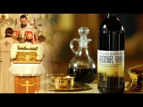 The Importance of Sacramental Wine