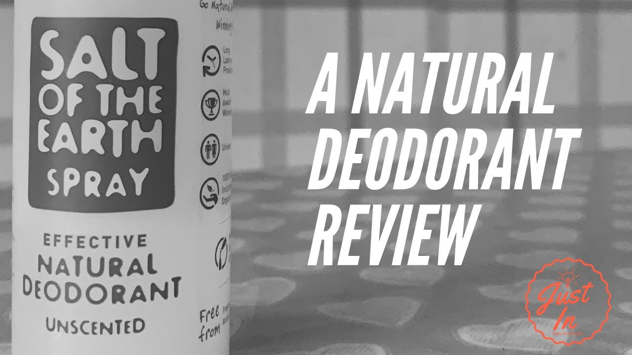 Salt of the Earth Natural Deodorant Review