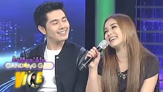 Vice Ganda intrigues Maja & Paulo's closeness