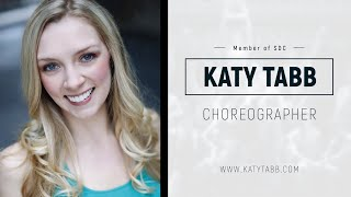 KATY TABB | Choreography Reel | www.katytabb.com