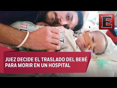 El desgarrador caso del bebé Charlie Gard que conmociona al mundo