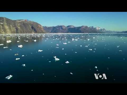 Arctic Losing Its Ice Sheet