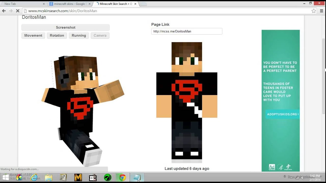 How To Get Skins In Minecraft Cracked Version YouTube - Minecraft skins fur cracked version