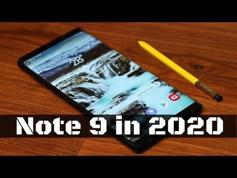 Galaxy Note 9 Revisited After 1 Year - Still Formidable?