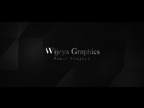 Wijeya Graphics | Diploma In Multimedia | Final Project | Sheron Chathuranga