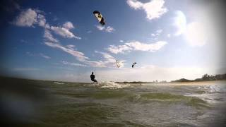 Kitesurf Mucuri - BA - 27/02/2015