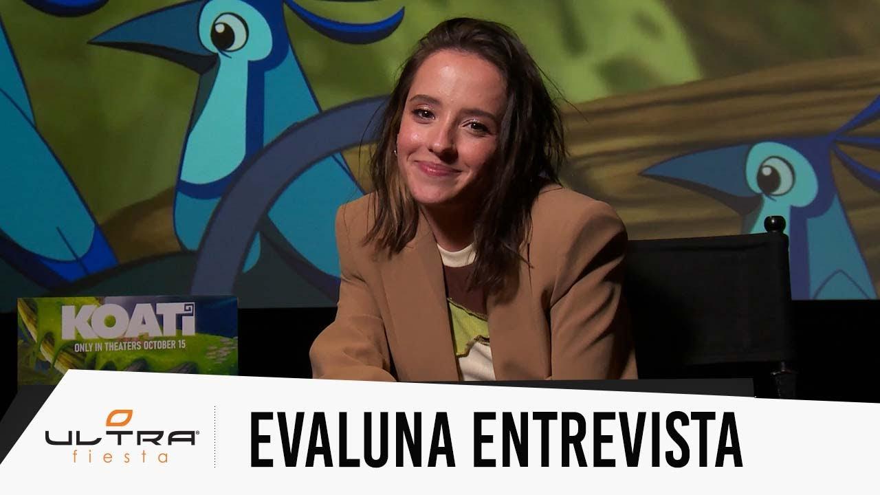 """Entrevista Evaluna Montaner: KOATI, nueva canción junto a Camilo """"INDIGO"""" y mas"""