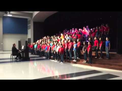 Fred Roberts Middle School Official School Song