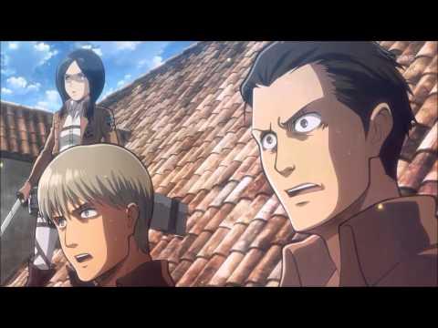 Shingeki no Kyojin [Attack on Titan] OST - DOA AMV