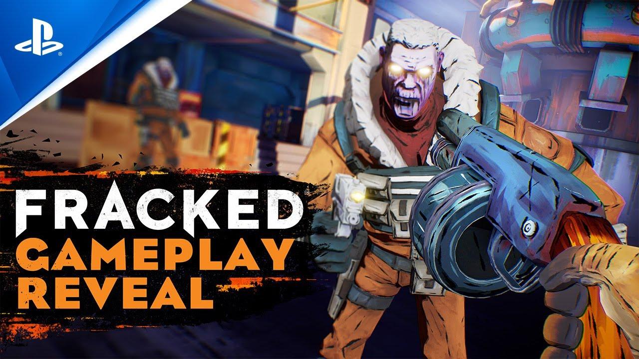 Fracked - العرض التشويقي للكشف عن تجربة اللعب الكاملة على PS VR