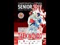 Taekwondo - Campeonato De EspaÑa Senior 2017 video