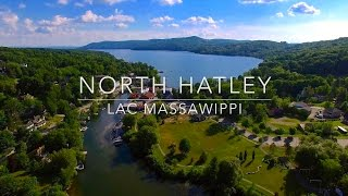 North Hatley Lac Massawippi