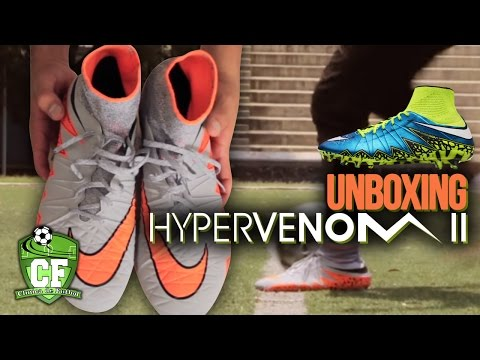 UNBOXING HYPERVENOM II