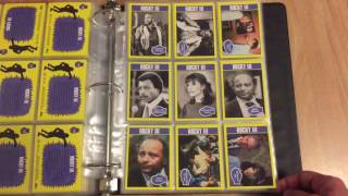 Rocky 40th Anniversary Trading Cards Complete Set Review 2016