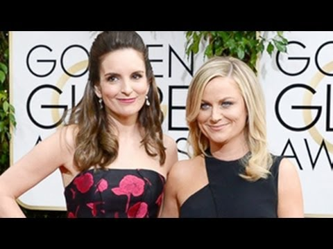 Golden Globe Awards 2014 - Celebrities Arrive At The 71st Golden Globe Awards