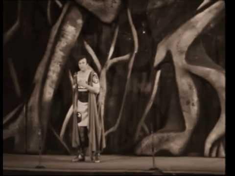Verdi - Attila , Kolozsvári Magyar Opera 1977