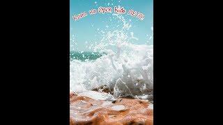 Клип на песню лето (Open kids)