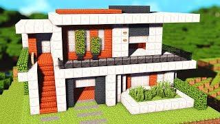 Comment Faire Une Vraie Maison Dans Minecraft Tuto Ɨ¥æœ¬ Vlip Lv