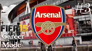 Pelataan   FIFA 15: PS4 Career Mode   osa 3: North London Derby
