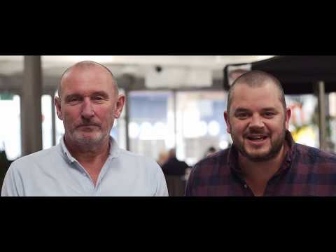 Andy Hawthorne and Carl Beech invite you to partner with The Message