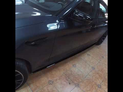 BMW F90 - М5 Competition Установка М Performance