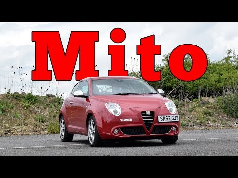 2012 Alfa Romeo Mito: Regular Car Reviews