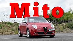 2012 Alfa Romeo Mito: Regular Car Reviews