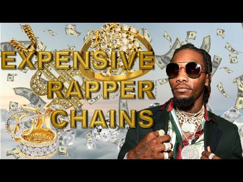 10 expensive chains owned by American rappers