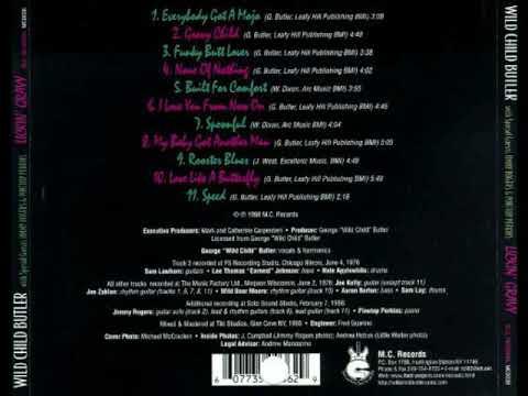 George Butler -  Lickin' Gravy (Full Album)