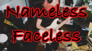 NAMELESS FACELESS COVER COURTNEY BARNETT