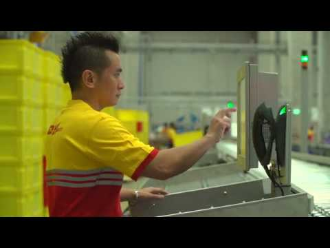 DHL power DELL EMC service logistics operations across Asia