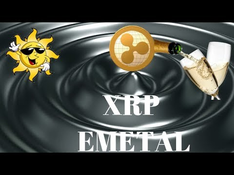RIPPLE XRP BIG NEW NEWS! EMETAL GOLD/SILVER TRADING! REAL CRYPTO NEWS!