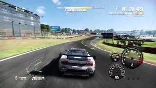 Need for Speed Shift 2 Lamborghini Gallardo LP560 4 @ Brands Hatch GP. Xbox 360, PS3
