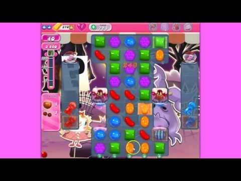Candy Crush Saga Level 723 - 3 Stars Played By LEA!