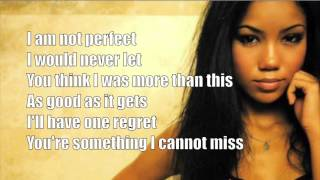 Jhene Aiko - Wading (lyrics on screen)
