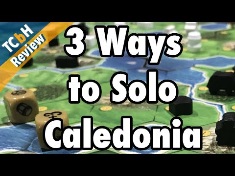 Reviewing 3 Ways to Solo Clans of Caledonia